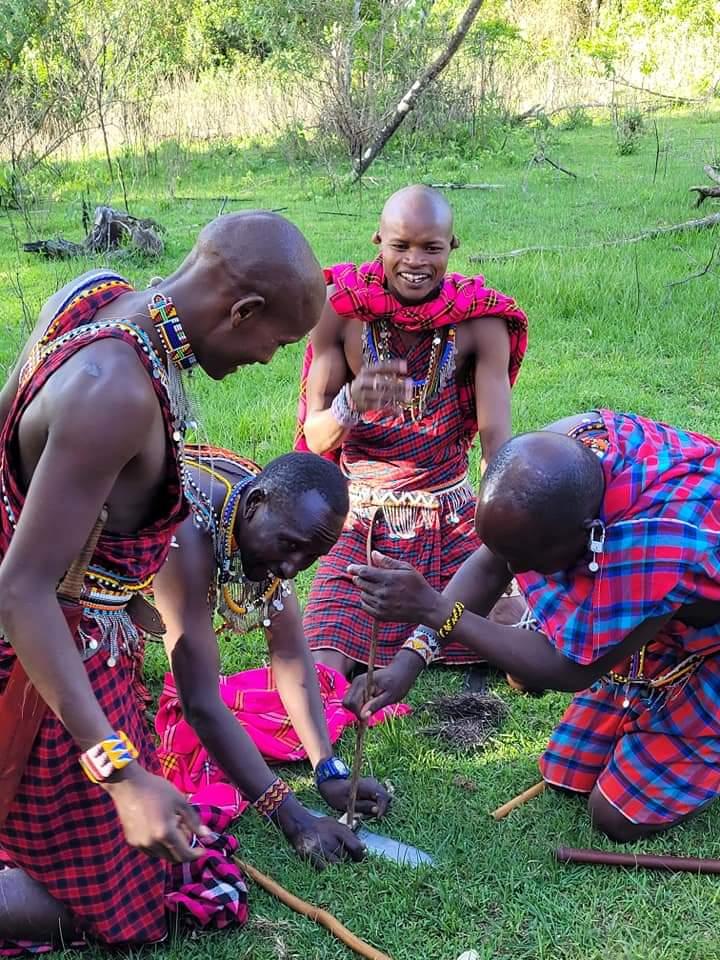 Voyages Initiatiques – Les Maasaï – éco-lieu Neloïta camp – Xavier Peron